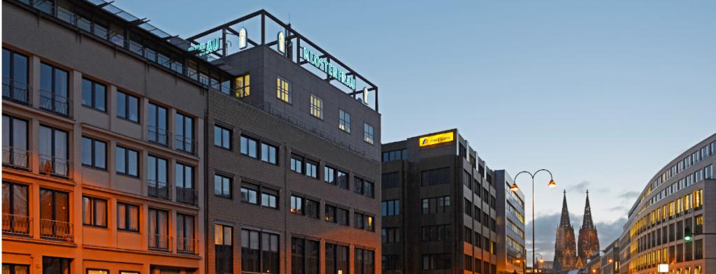 Klosterfrau Healthcare Group hilft schnell und unkompliziert